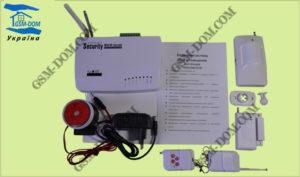 GSM сигнализация KERUI G-10