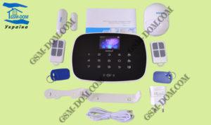GSM сигнализация KERUI G-19