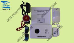 GSM сигнализация KERUI G-10-С