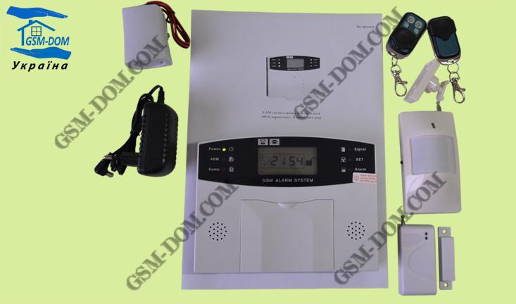 GSM сигнализация KERUI PG-500 СТАНДАРТ
