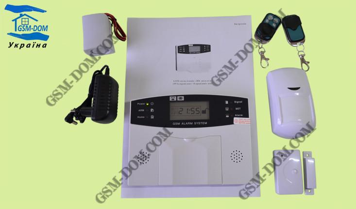 GSM сигнализация KERUI PG-500+