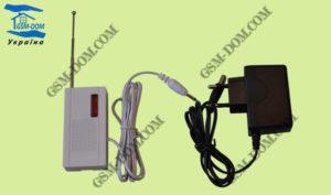 Беспроводная сирена светошумовая J008